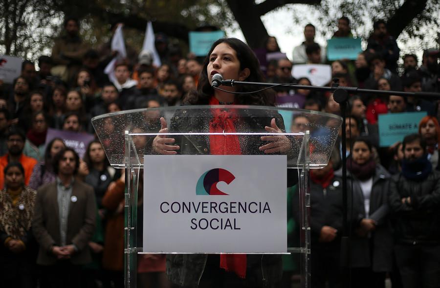 """Convergencia social se constituye como partido en Magallanes: """"Más de 500 firmas las logramos post estallido social"""""""